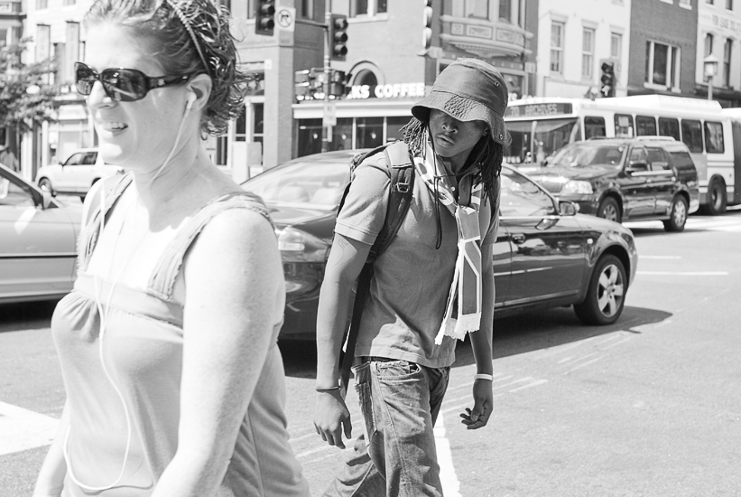 Street photography - Washington DC