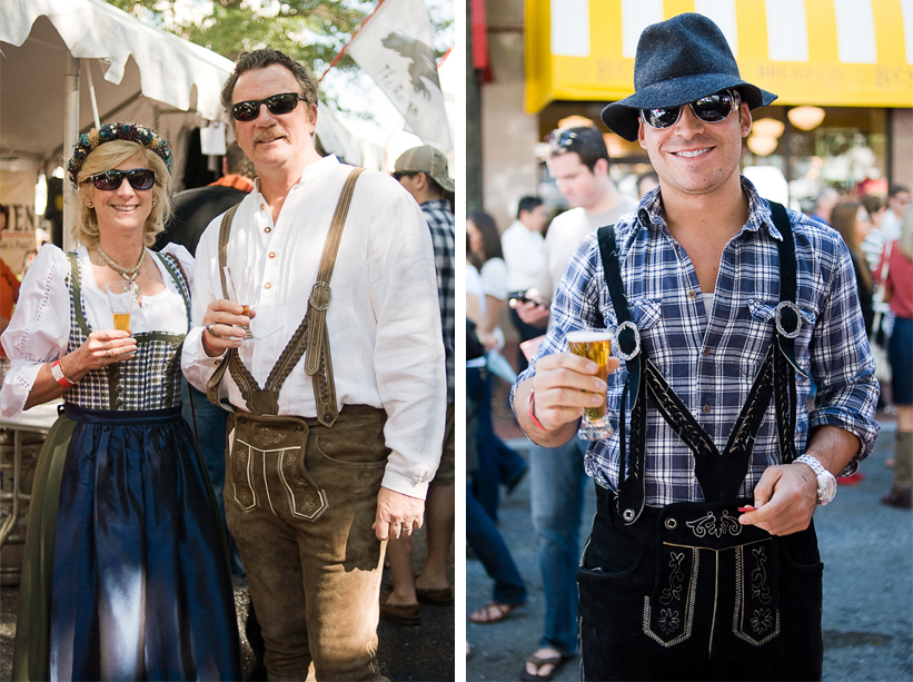 Oktoberfest in Shirlington - Arlington, Virginia event photographer