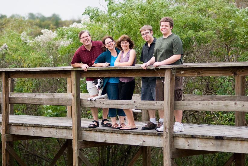 orlando florida family portrait photographer