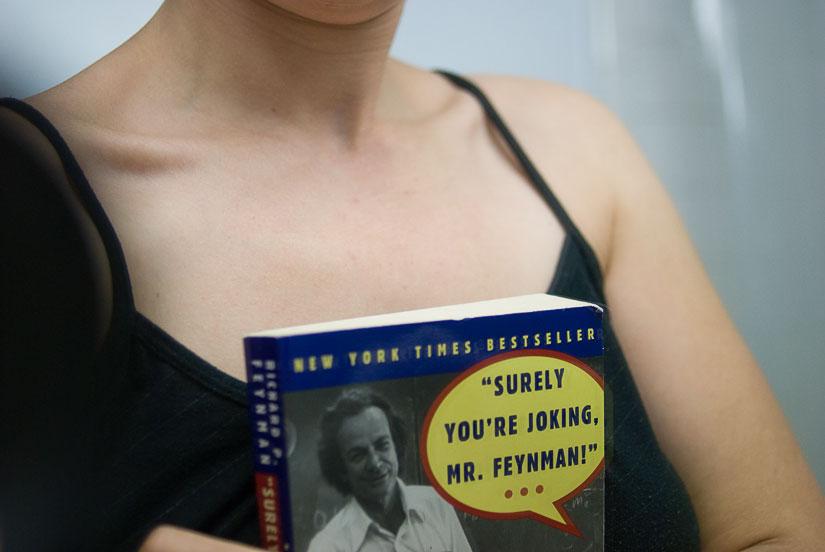 surely you must be joking mr feynman pdf