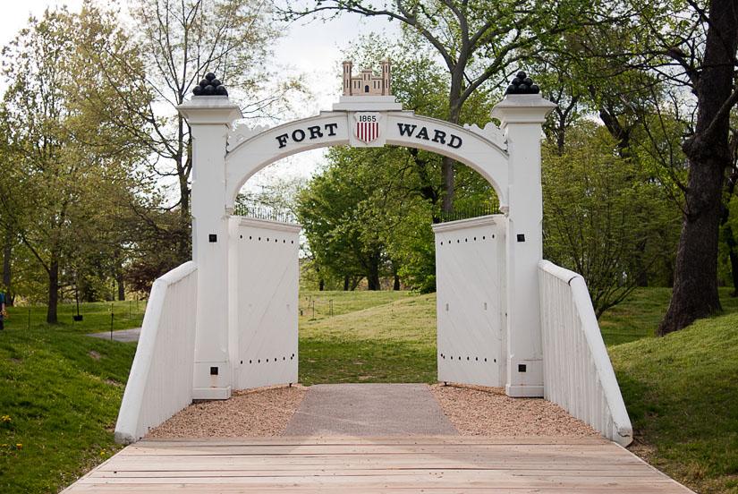 Fort Ward Park, Alexandria, VA