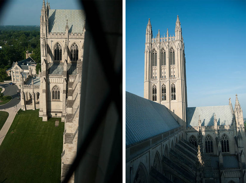 washington national cathedral diptych