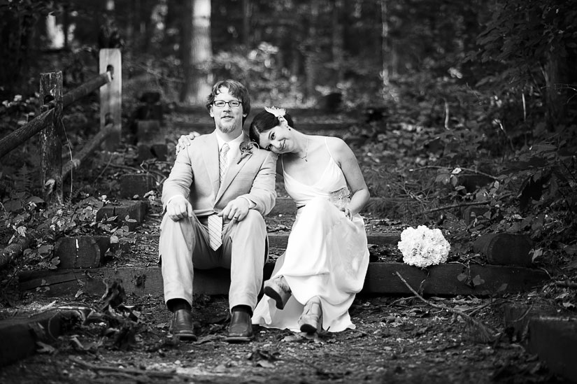 wedding at camp puh'tok in monkton, maryland