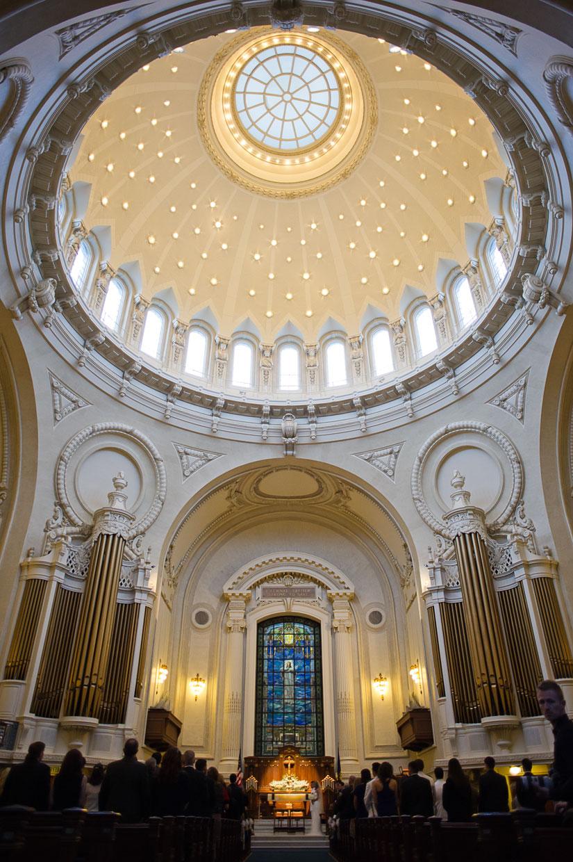 us naval academy chapel wedding photography