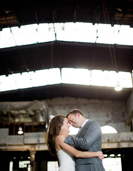 Corradetti Glassblowing Studio wedding photography
