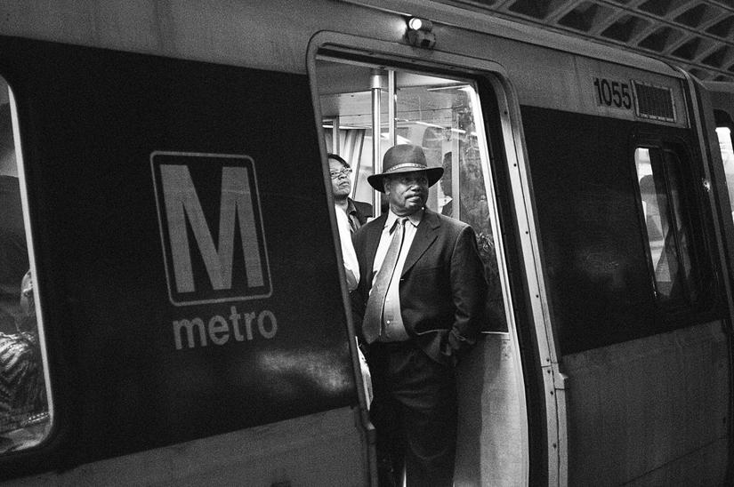 washington dc metro street photography