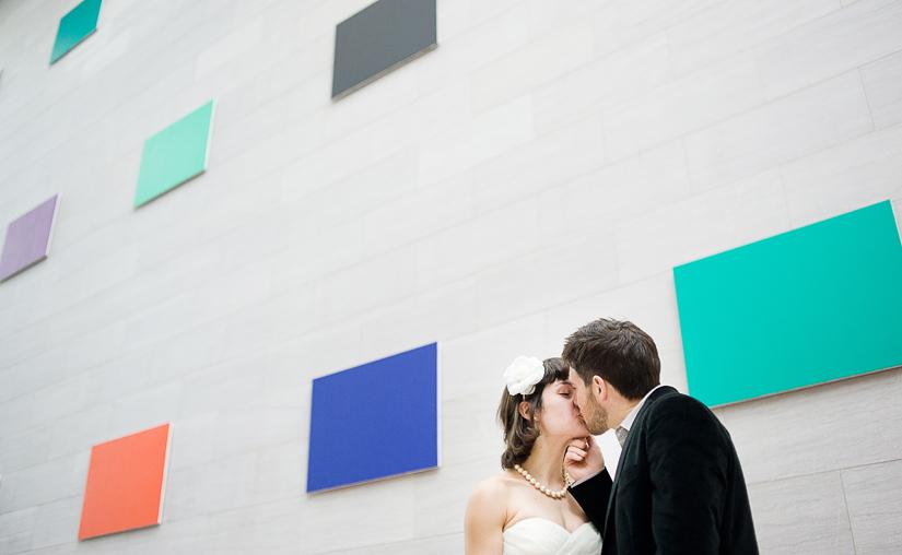 national gallery of art wedding photos