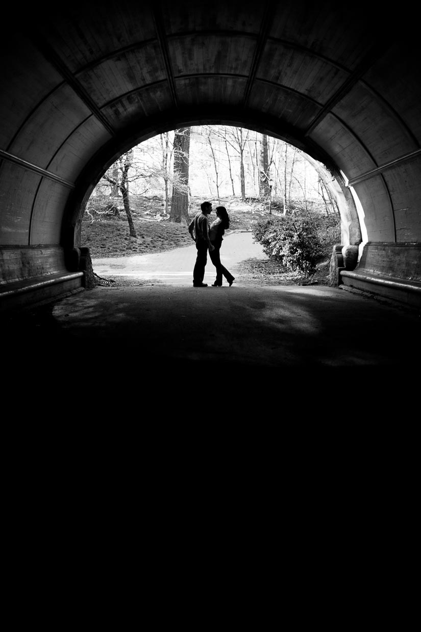 prospect park, brooklyn, engagement photography