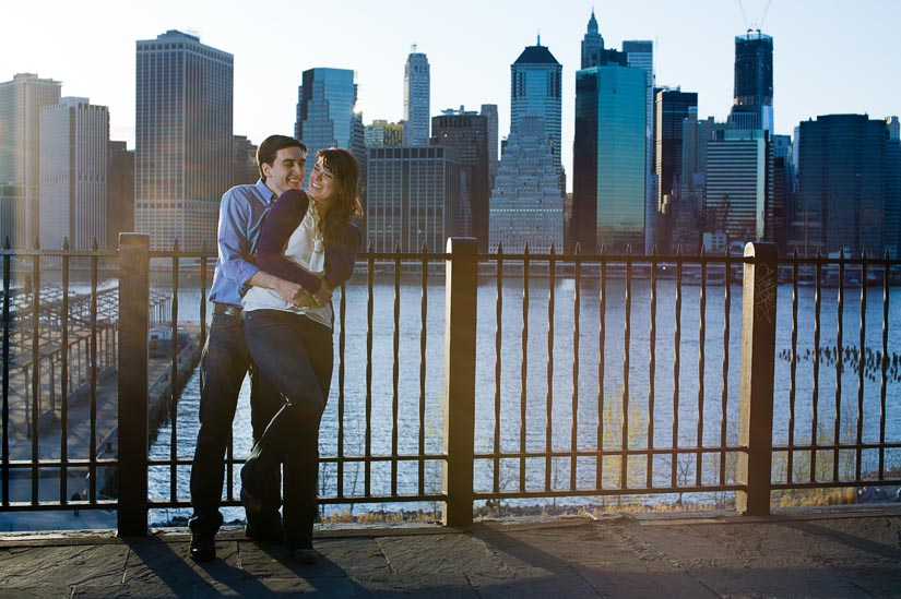 brooklyn engagement photographer amber wilkie