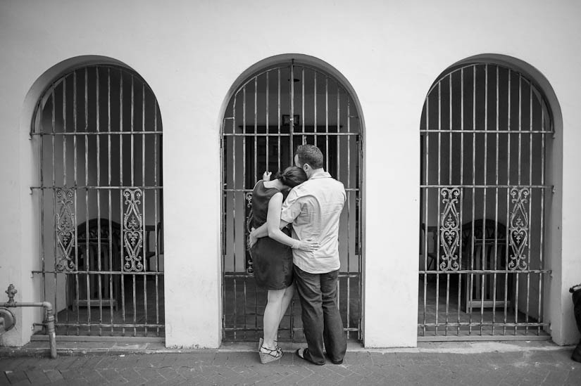 engagement session in eastern market, washington dc