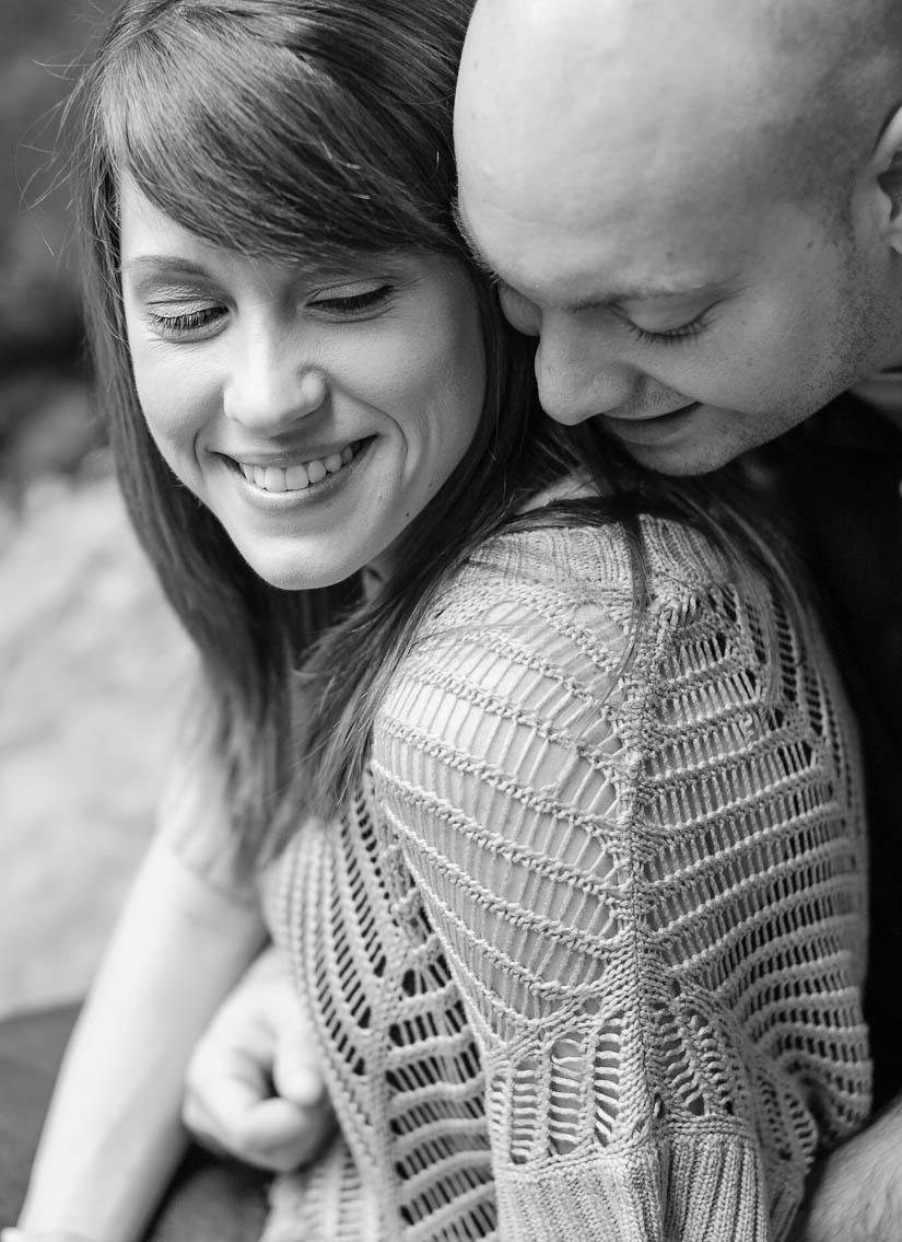glen echo park engagement session