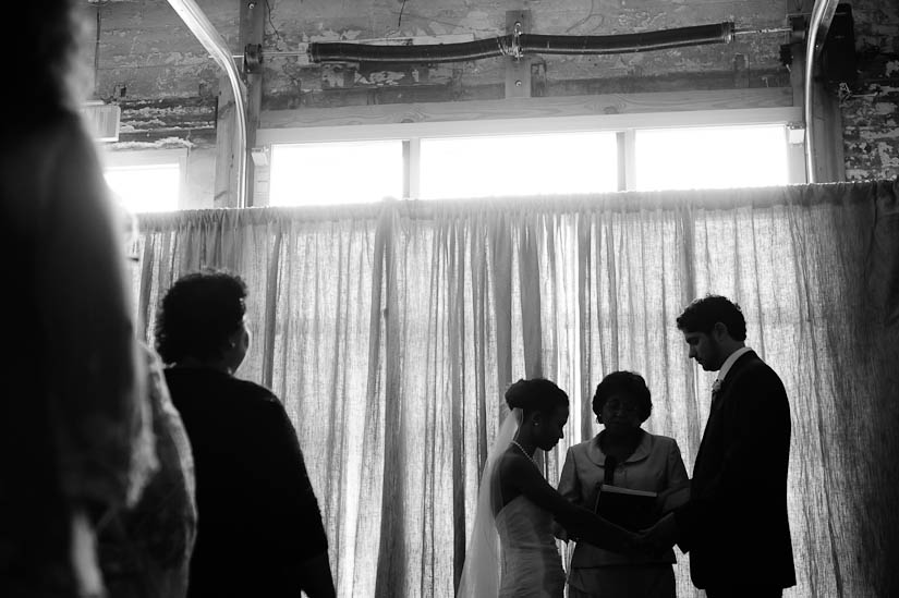 wedding at longview gallery in washington, dc