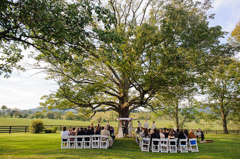 marriott ranch wedding ceremony