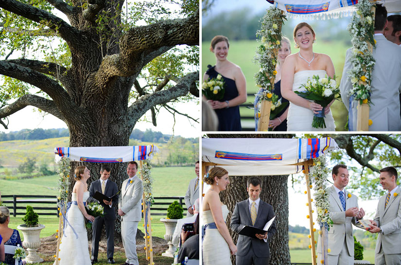 marriott ranch wedding ceremony moments