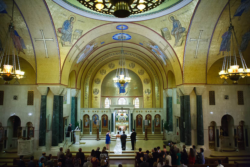 Sara Amp Aleko Saint Sophia Greek Wedding Washington Dc