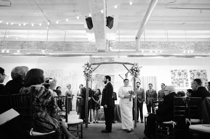 circling during jewish washington dc wedding ceremony