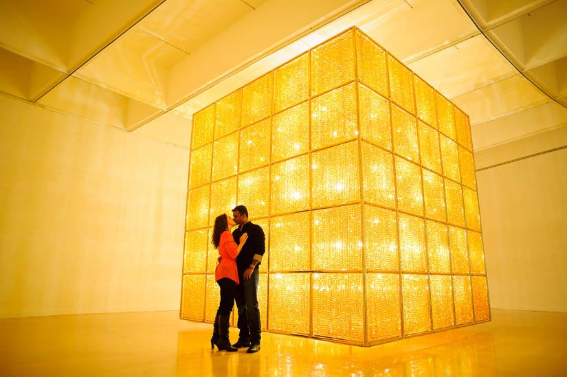 Susan & Senthil | Hirshhorn Museum engagement – Developer