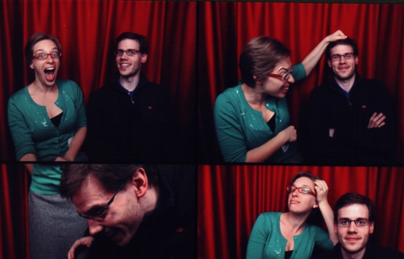 networking photobooth