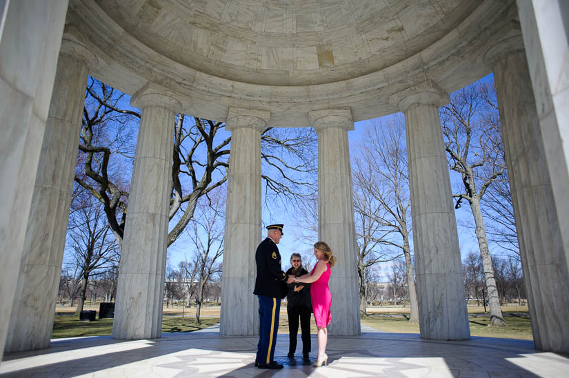 Heather Gary DC War Memorial Wedding DC Wedding Photographer Ambe