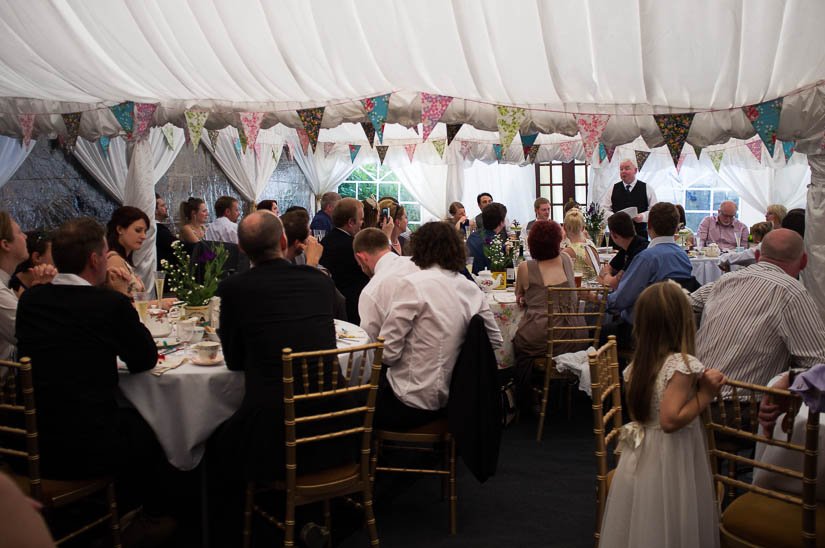 speeches at danby castle wedding reception