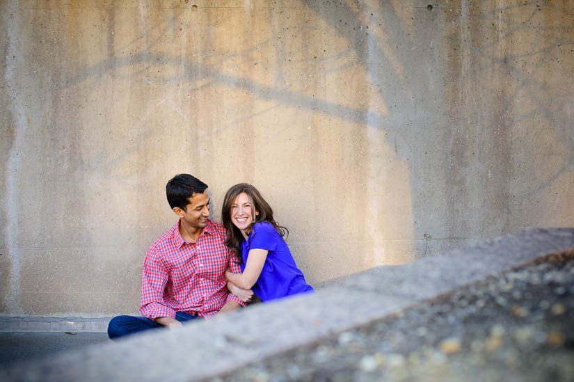 engagement session on the national mall