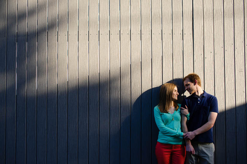 engagement session in arlington, va