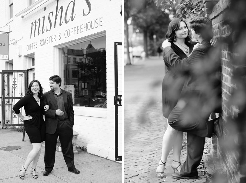 engagement photos at misha