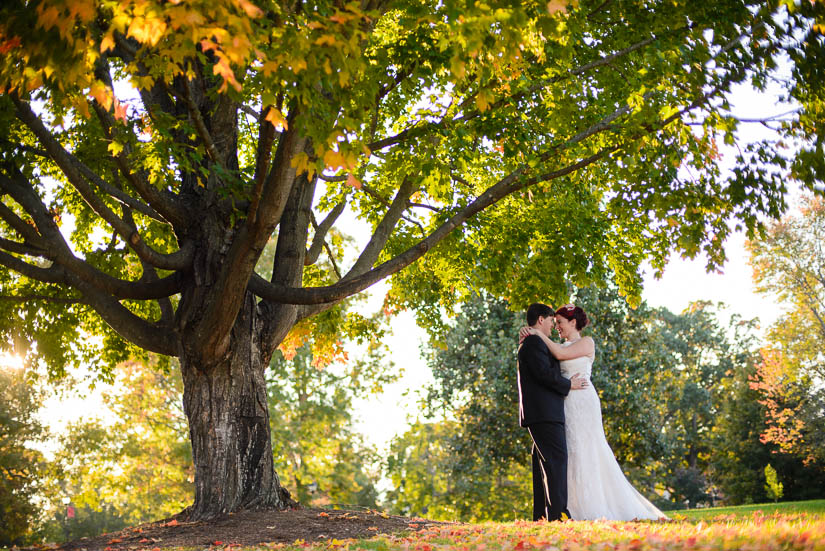 Lynchburg college chapel wedding